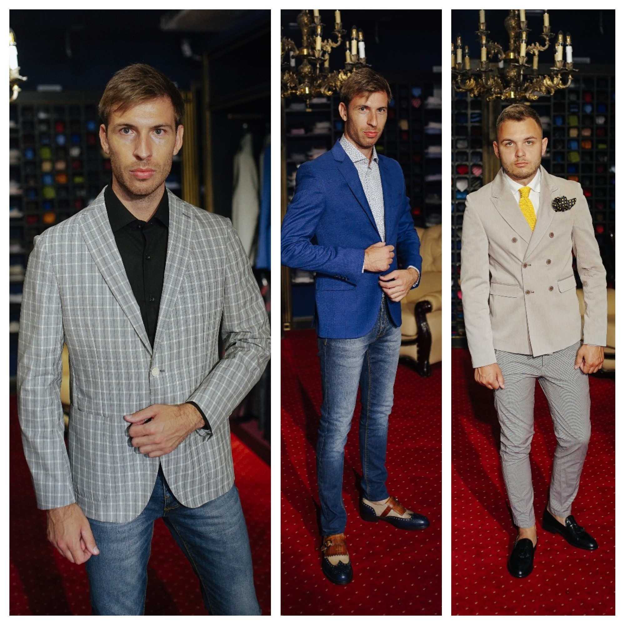Vrei să ieși în oraș și nu știi ce să mai îmbraci? Iată 5 ținute masculine care să te inspire – FOTO