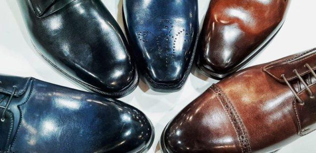 Они до сих пор делают обувь вручную