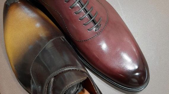 Pantofii Sandro Livv Made in Napoli