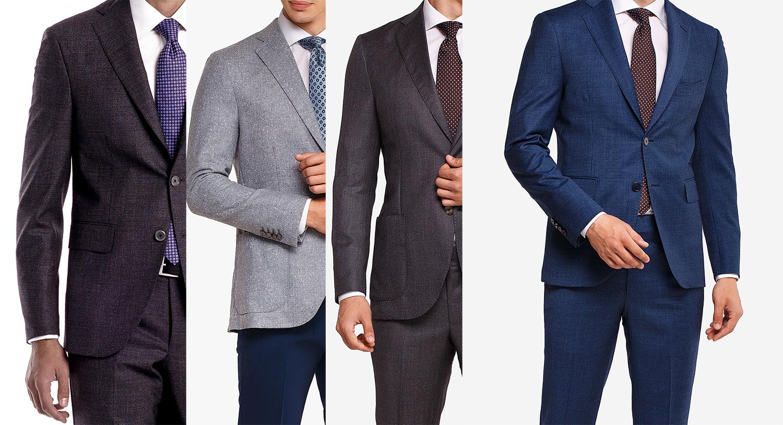 Ce culoare ar trebui sa fie primul costum?